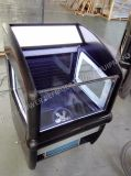 Congelador novo do Showcase do gelado do projeto 2107
