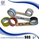 La fuerza de alta resistencia BOPP de poco ruido del fabricante borra la cinta