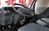 De Enige Rij Light Duty Van Truck van Isuzu 100p
