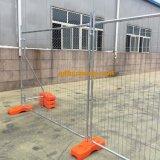 150X60X4mmの網の一時塀のパネル
