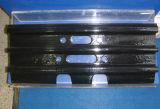 La piste de plaques en acier de bouteur d'excavatrice chausse PC300 des pièces de machines de Grouser pour des pièces de train d'atterrissage de Hitachi