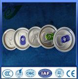 ビールまたは200 202 206容易な開放端と包むエネルギー飲み物または飲料缶