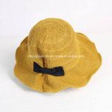 Kleurrijk brei Dame Hats met Bowknot (CPA_90058)