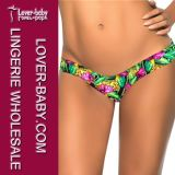 Cuecas 2016 do Swimwear do Swimsuit do biquini (L91292-3)