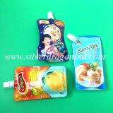 Fastfood- Waschpulver-Tülle-Plastikbeutel