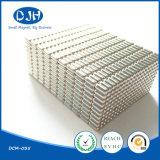 De in het groot Permanente Magneten van het Neodymium van de Cilinder van NdFeB van het Nikkel