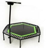 Trampolín de salto del parque de interior del trampolín para la aptitud