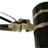 19mm de largura de trabalho pesado de auto travamento do cabo de aço inoxidável Braçadeiras - Travamento de Esfera
