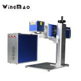 Машины маркировки лазера СО2 пластичной бутылки/древесины/ткани/кабеля низкой цены 20W 30W 50W/машина маркировки лазера стекловолокна