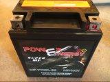 De 12V7ah Verzegelde Batterij van de Motorfiets van het Lood van het Onderhoud mf-Ytx7l-BS Vrije Zure Fabriek Geactiveerde