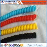 Butoir spiralé coloré de boyau de pp