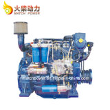 Deutz Weichai 96HP 70kw motor diesel marino wp4 Barco Motor con una alta calidad