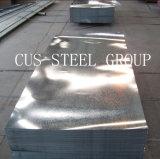 Плиты оцинкованной стали Dx51d/плита оцинкованной жести/гальванизированный стальной лист