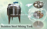 "2000L Dome Top Mixing Tank con 17 "" Manway"