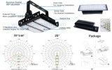 100-277VAC Meanwell 운전사 Philips Lumileds SMD5050 25 45 60 정도 옥외 600W LED 투광램프