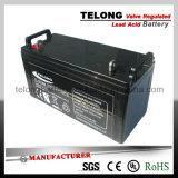 batterie du gel 12V120ah pour le système d'alimentation solaire