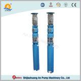 En varias etapas de alta presión sumergibles de pozo profundo bomba