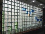 80mm magnifique bloc de verre avec JINBO SGS (CCC)