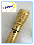 Zoom ricaricabile 3-Mode Torch Light con Magnet