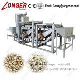 Sementes de abóbora que descascam as sementes de abóbora da máquina que separam a máquina