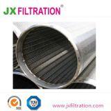 Le fil de l'écran de filtre en coin en acier inoxydable