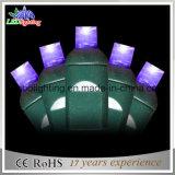 Im Freien wasserdichte Zeichenkette-Multifunktionslichter des Belüftung-Draht-5m LED