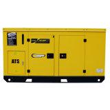 30 kVA Groupe électrogène diesel de type silencieux trois Phase 50Hz