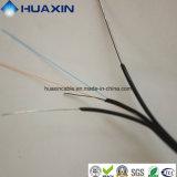 Los núcleos de 2 Cable de fibra óptica monomodo exterior para la distribución