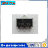 Транзистор регулятора напряжения тока силы обломока Cj79L09 3-Terminal