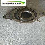 Rodamiento de chumacera de acero inoxidable SS202 Sblf Sblf204