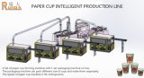 Ligne de production intelligente Paper Cup
