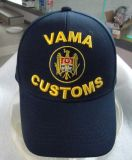 正常なデザイン昇進のアップリケのブラウンの野球のスポーツの帽子