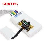 Contec TLC9803 24 heures à 3 canaux enregistreur Holter ECG avec un logiciel pour PC