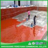 Воды на основе эластичных полиуретановых кровельные водонепроницаемым покрытием