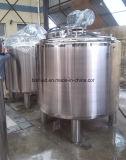 衛生ステンレス鋼のヨーグルトの発酵タンク