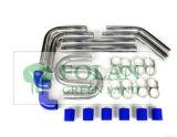 tubo di alluminio diritto automobilistico 600mm del Turbo del refrigeratore della lega del tubo di 100mm 200mm 300mm 450mm 500mm