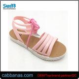 Новая конструкция сладкого розового мягкий ремешок Comftable желе тапочки для женщин дамы девочек