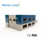 Lamiera sottile di taglio della macchina del laser di /500W della taglierina di /Laser della tagliatrice del laser della fibra del piatto e del tubo