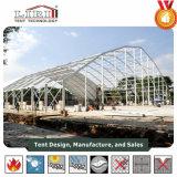 60X100mヒューの多角形の形のテントの構造コンサートのテント