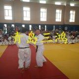 La stuoia del rullo di Tatami della gomma piuma di XPE/judo di Flexi rotola in su la stuoia