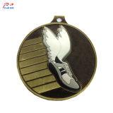 創造的記念品のための飛行の靴の金属メダルをカスタマイズしなさい