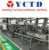 Machine à emballer de rétrécissement de film de rétrécissement pour l'eau minérale normale avec le certificat de la CE
