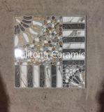 Azulejo de suelo de cerámica de la pared de la inyección de tinta de los nuevos diseños