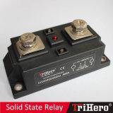 relais semi-conducteur de classe industrielle de 400A AC/AC, AC SSR, SSR-AA400