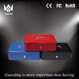 Unterschiedliche Farbe kaltgewalzter Platten-sicherer Kasten mit manuellen Schlüsseln