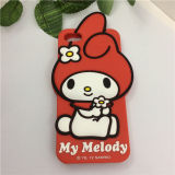 Mobile Phone를 위한 만화 Waterproof Soft Silicon Case