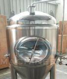 Acero inoxidable depósito de fermentación de mezcla grande de la chaqueta de tres capas (ACE-FJG-HK)