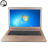 Zoll Intel I5 5200u des Aluminium-14 verdoppeln Kern 2.2GHz 4GB RAM 500g HDD Laptope