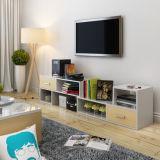 カスタマイズ可能な現代様式木TVのキャビネット