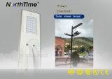 Alta Qualidade Preço competitivo tudo-em-um LED de energia solar luzes da rua